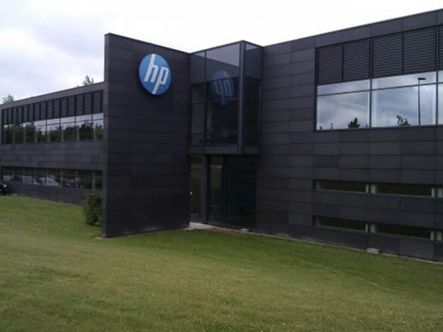 Hewlett Packard Danmark Domicil
