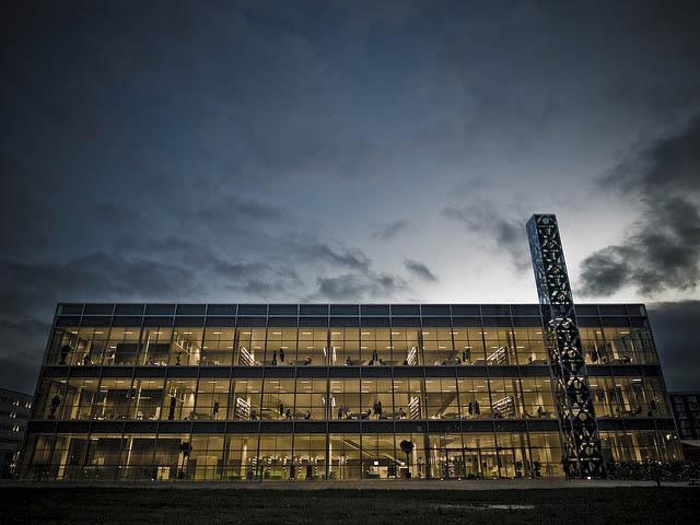 Det Kongelige Bibliotek Amager